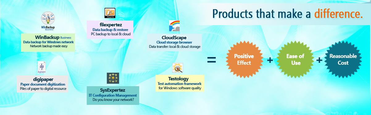 SARANGSoft Products